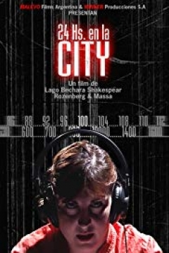 Poster 24 Hs en la City
