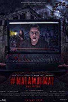 Poster #Malam Jumat: The Movie