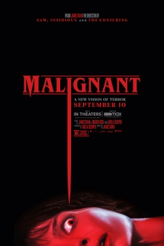 Poster Maligno