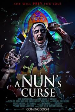 Poster A Nun's Curse