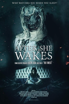 Poster After she Wakes
