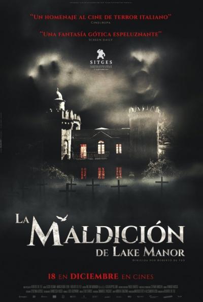 Poster La Maldición de Lake Manor
