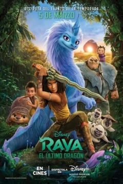 Ficha Raya y el Último Dragón