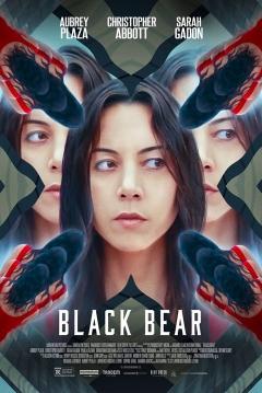 Poster Black Bear