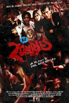Poster Aj Zombies!