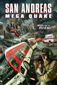 Poster San Andreas Mega Seísmo