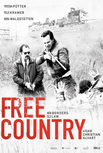 Poster Free Country