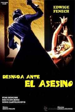 Película Desnuda Ante El Asesino 1975 Nude Per Lassassino