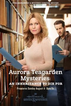 Poster Aurora Teagarden Mysteries: An Inheritance to Die for