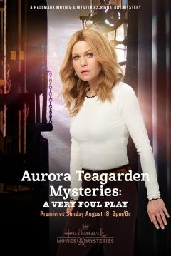 Poster Aurora Teagarden Mysteries: A very Foul Play