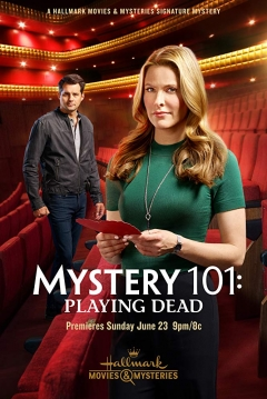 Poster Mystery 101: Playing Dead