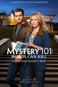 Poster Mystery 101: Words Can Kill