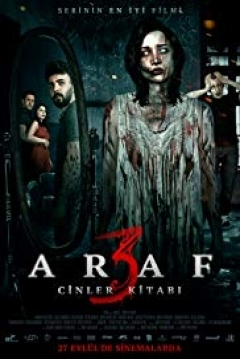 Poster Araf 3: Cinler Kitabi