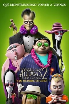 Ficha La familia Addams 2