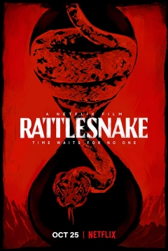 Poster Serpiente de Cascabel