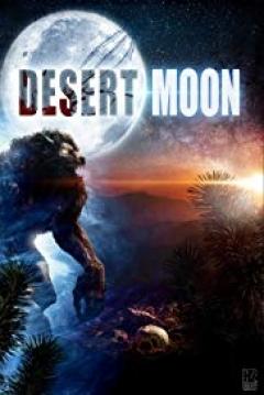Poster Desert Moon