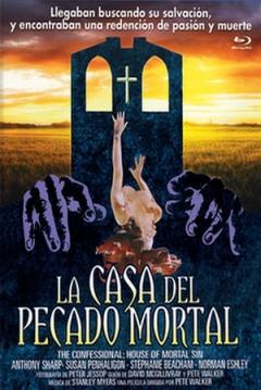 Poster La Casa del Pecado Mortal