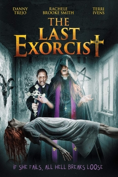 Poster The Last Exorcist