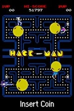 Poster Hack-Man