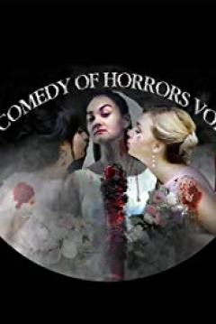 Poster A Comedy of Horrors, Volume 1