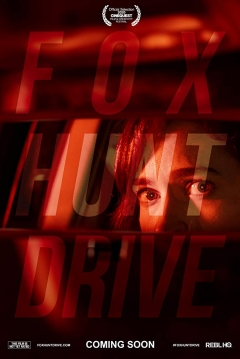 Poster Fox Hunt Drive