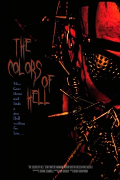 Poster The Colors of Hell