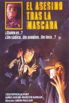 Poster El Asesino tras la Máscara