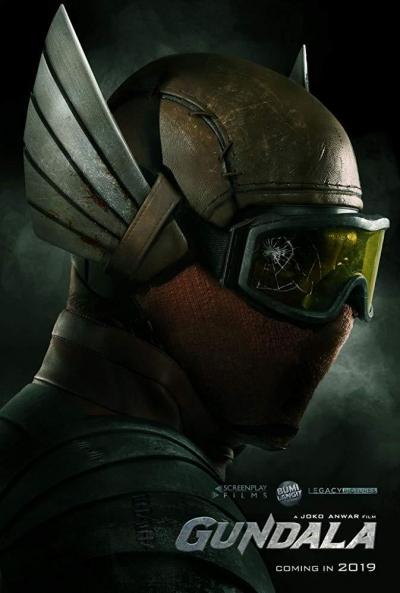Poster Gundala