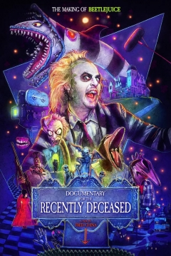 Poster Documentary for the Recently Deceased