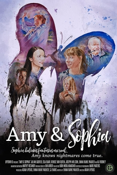 Poster Amy and Sophia