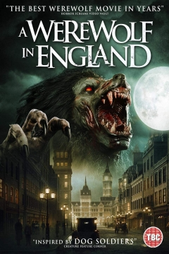 Poster A Werewolf in England