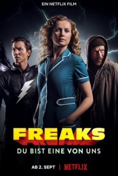 Ficha Freaks: 3 Superhéroes