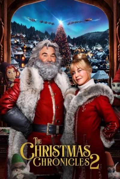 Poster Crónicas de Navidad 2