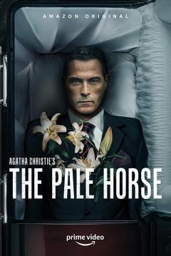 Poster Agatha Christie: El Misterio de Pale Horse