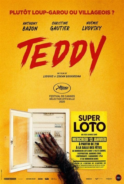 Poster Teddy