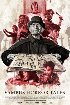 Poster Vampus Horror Tales