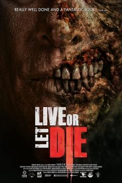 Poster Live or Let Die
