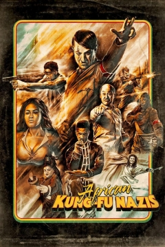 Poster African Kung-Fu Nazis