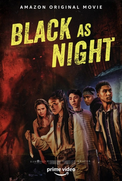 Ficha Black As Night