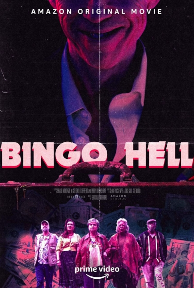 Poster Bingo Hell