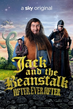Poster Jack And The Beanstalk: After Ever After