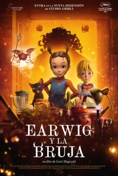 Ficha Earwig y la Bruja