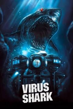 Poster Virus Shark