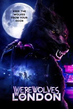 Poster Werewolves Of London