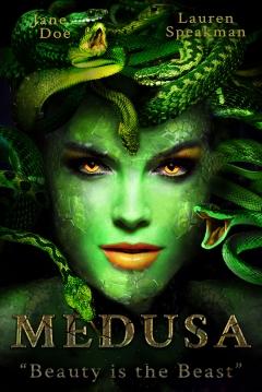 Poster Medusa: Queen of the Serpents