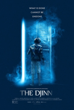 Poster The Djinn