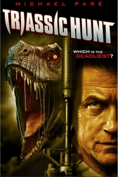 Poster Triassic Hunt