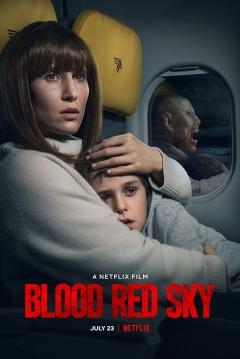 Poster Cielo Rojo Sangre