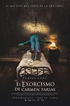 Ficha El Exorcismo de Carmen Farías
