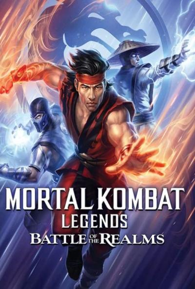 Ficha Mortal Kombat Legends: Battle of the Realms